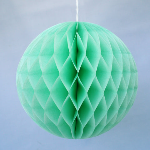 "5"" Mini Mint Honeycomb Ball"