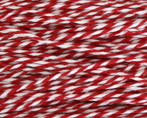 Red Stripe Bakers Twine
