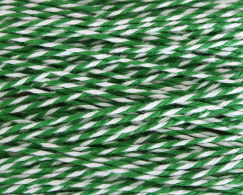 Peapod Stripe Bakers Twine
