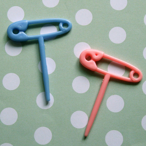 Baby Safety Pin Picks