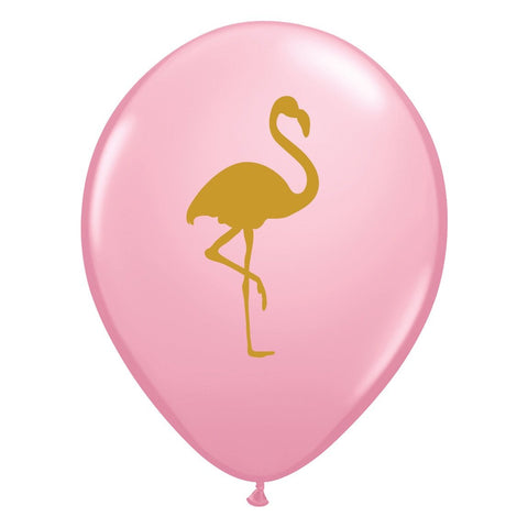 "11"" Flamingo Balloon"