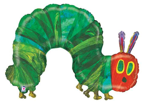 Foil Balloon - The Very Hungry Caterpillar