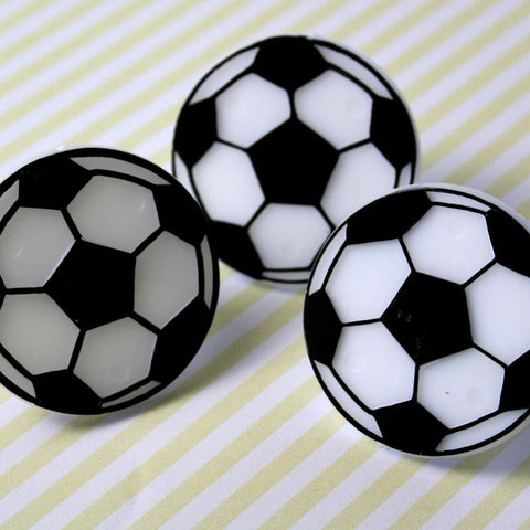 Soccer Ring Toppers