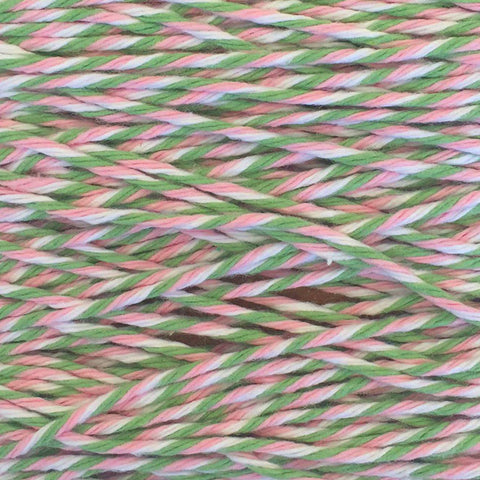 Spring Blossom Stripe Bakers Twine