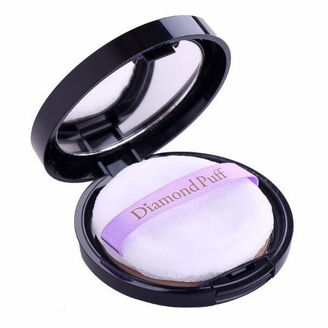 Diamond Beauty - Puff Pressed Powder, Dolly Face (Matte)
