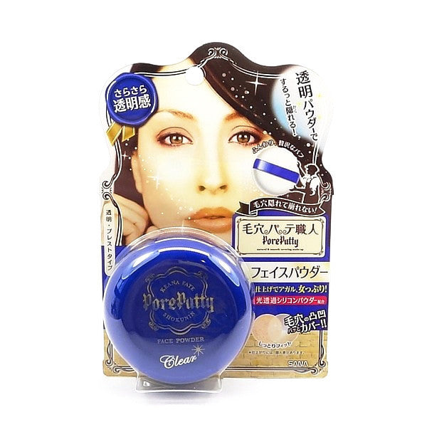 Pore Putty Face Powder Clear  Powder - Japan Skin
