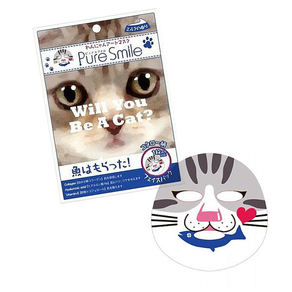 Pure Smile Essence Sheet Mask (Kotaro)  Facial Mask - Japan Skin
