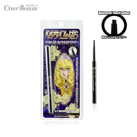 La Rose de Versailles - Pencil Eyeliner Black  Eyeliner - Japan Skin