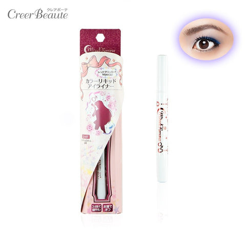 Miracle Romance - Star Power Prism Lame Liner Red  Eyeliner - Japan Skin