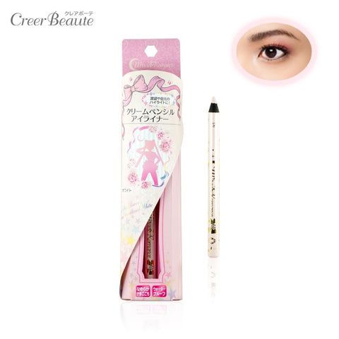 Miracle Romance - Star Power Prism Lame Liner White  Eyeliner - Japan Skin