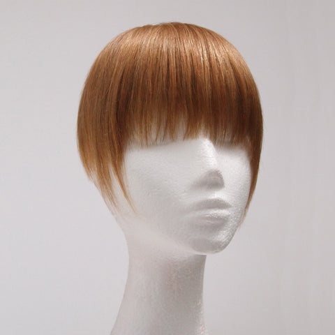 Clip in Fringe Light Golden Brown #14