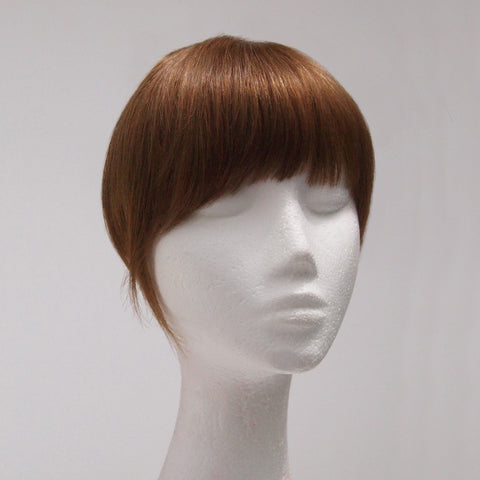 Clip in Fringe Light Brown #08