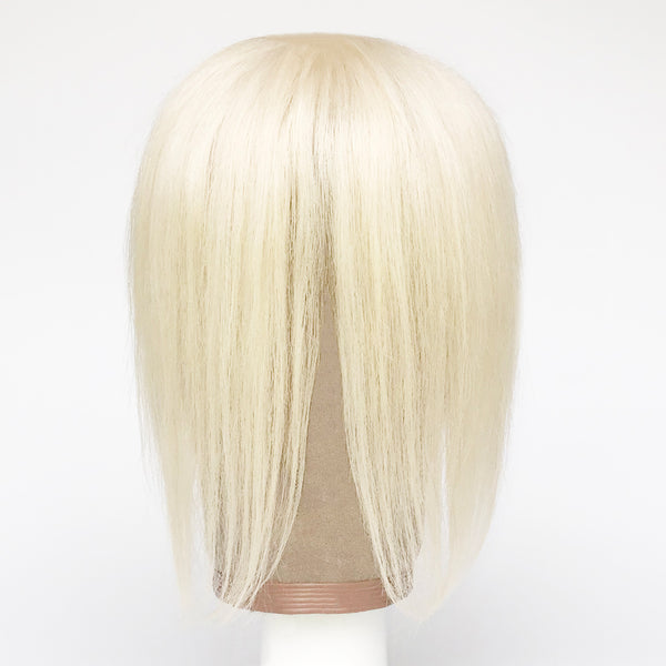 Full Lace Fringe Blonde #613