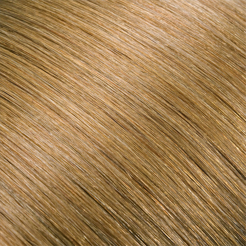Hair Weft Dark Ash Blonde #18