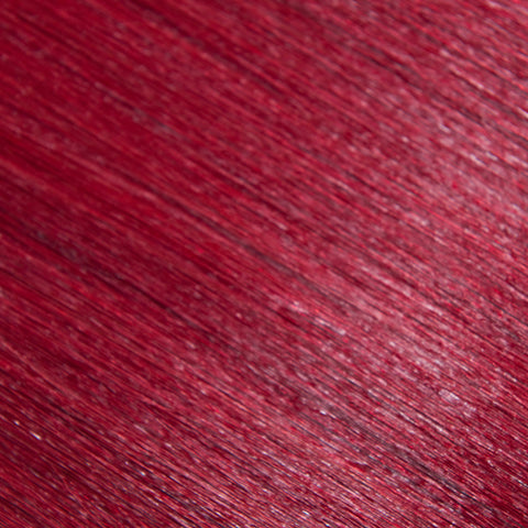 Hair Weft Deep Red