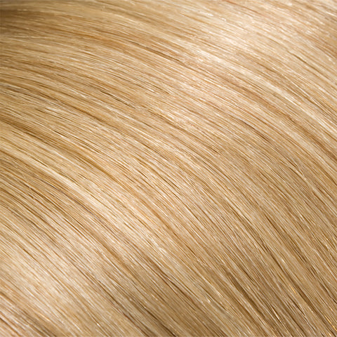 Hair Weft Light Ash Blonde #P18/22