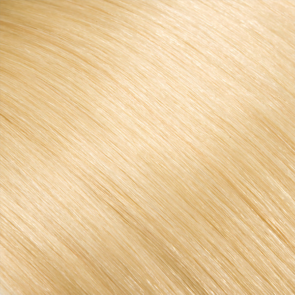 Hair Weft Light Blonde #613