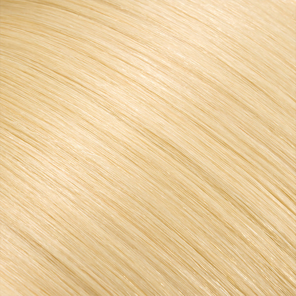 Hair Weft Light Golden Blonde #25