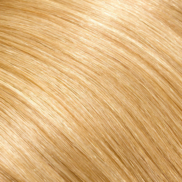 Hair Weft Light Strawberry Blonde #P27/613