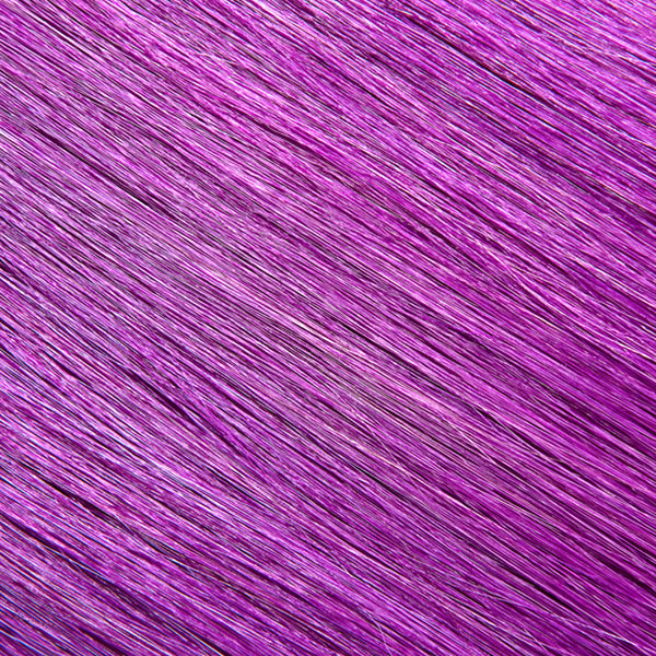 Hair Weft Purple