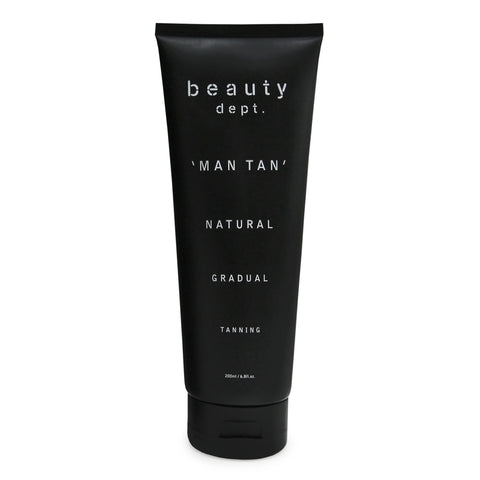 Beauty Dept. 'Man Tan' Natural Gradual Tanning