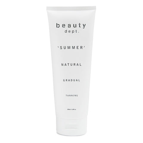 Beauty Dept. 'Summer' Natural Gradual Tanning