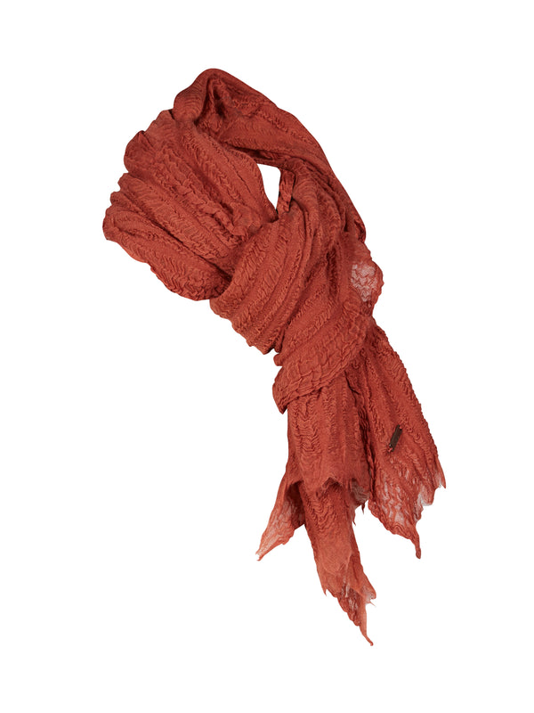 NÜ HOPE grote sjaal Scarf 659 Warm Blush