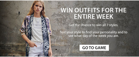 Win outfits for the entire week