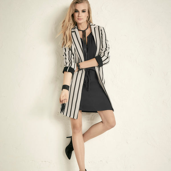 Striped blazer NÜ