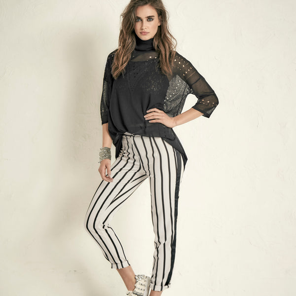 Striped trousers 5576-10