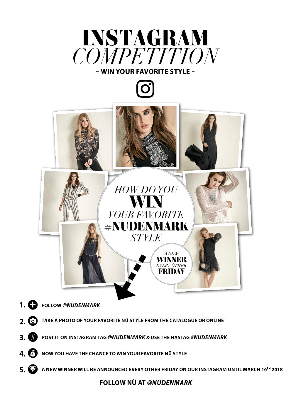 Win your fav NÜ style