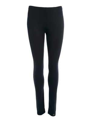 NÜ BASIC leggings Leggings Black