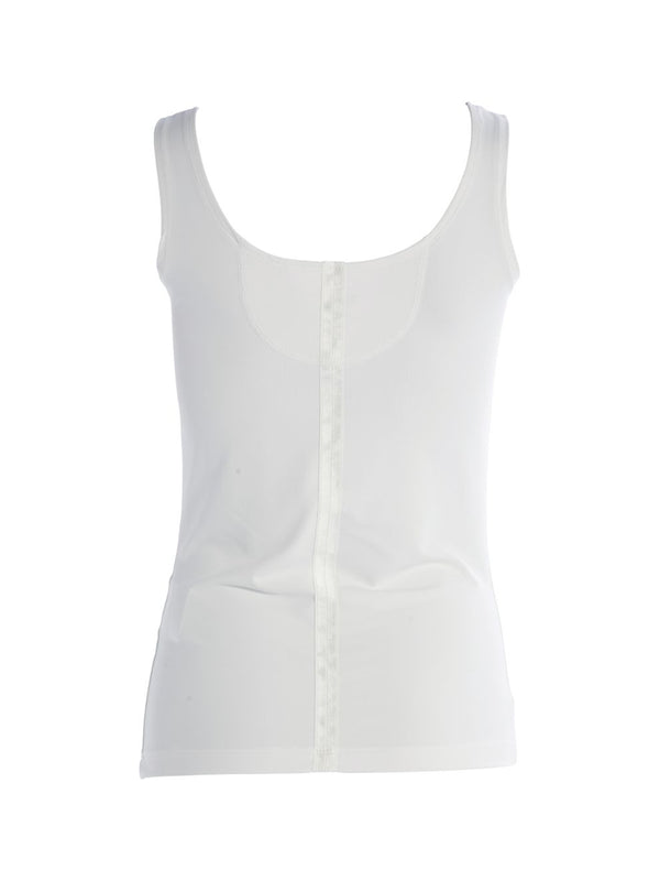 NÜ FOX top Top White