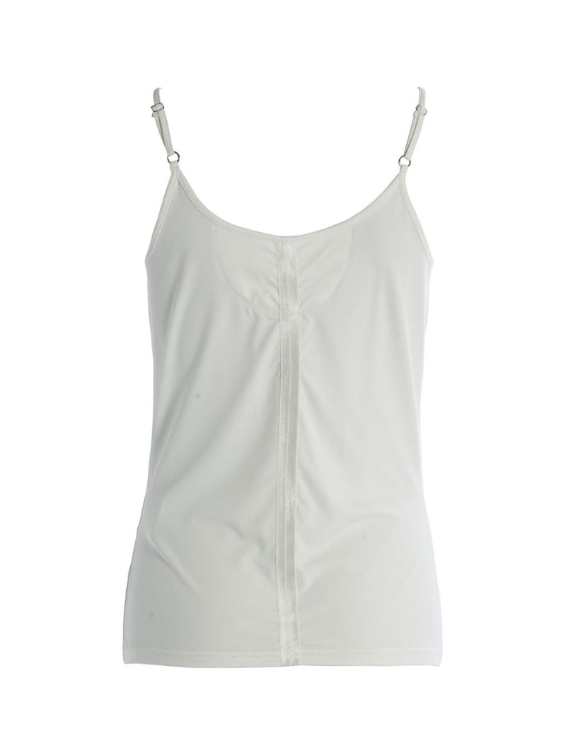 NÜ RUN top with spaghetti straps Top 110 Creme