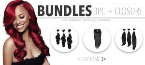 Luxurious Human Hair Bundles