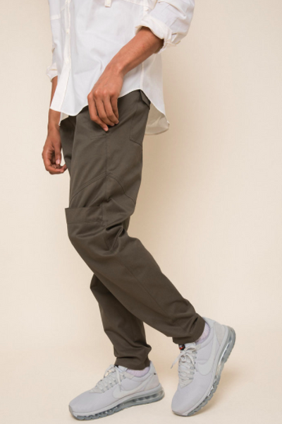 Sioux Pant in Army Khaki