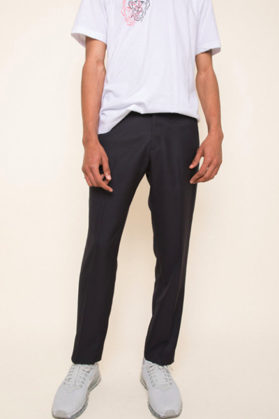Salem Pant in Navy