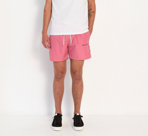William Swim Shorts in Pink
