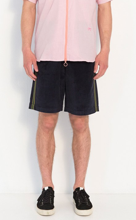 Davidov Shorts in Navy