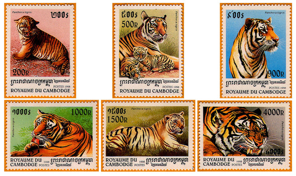 Chinese Moon year tiger