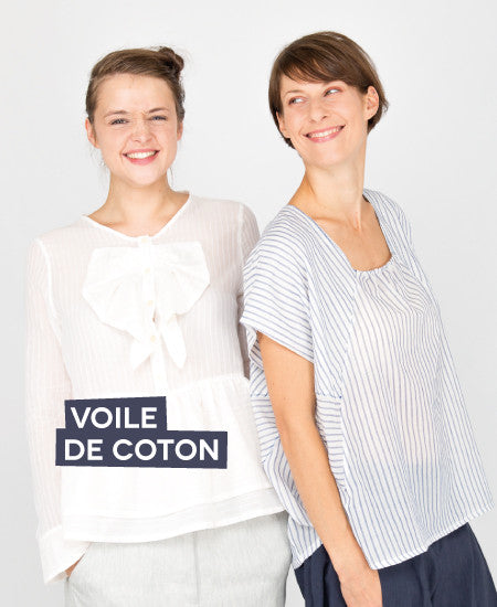 Collection Voile de coton
