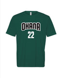 Ohana Tigers - Bridge Player Jersey