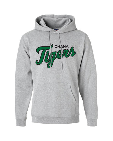 Ohana Tigers - MLB Hooded Sweatshirt