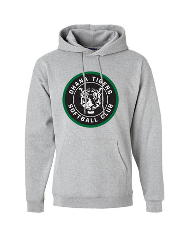 Ohana Tigers - Official Seal Hooded Sweatshirt
