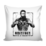 Roentgen is My Homeboy Pillow Cover
