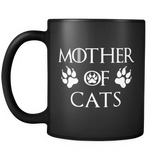 Mother Of Cats Black