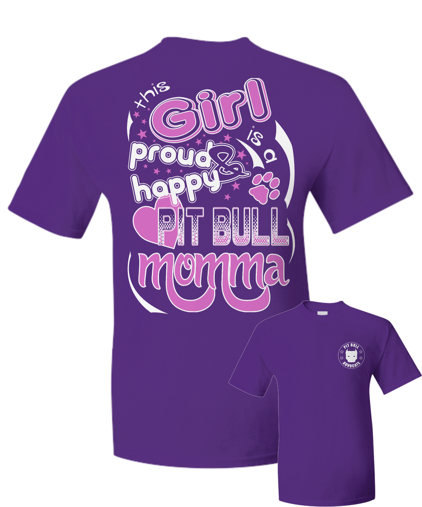 Pittie Momma Shirt