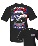 Brave Patriot 01 Shirt