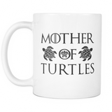 Mother Of Turtles Mug White