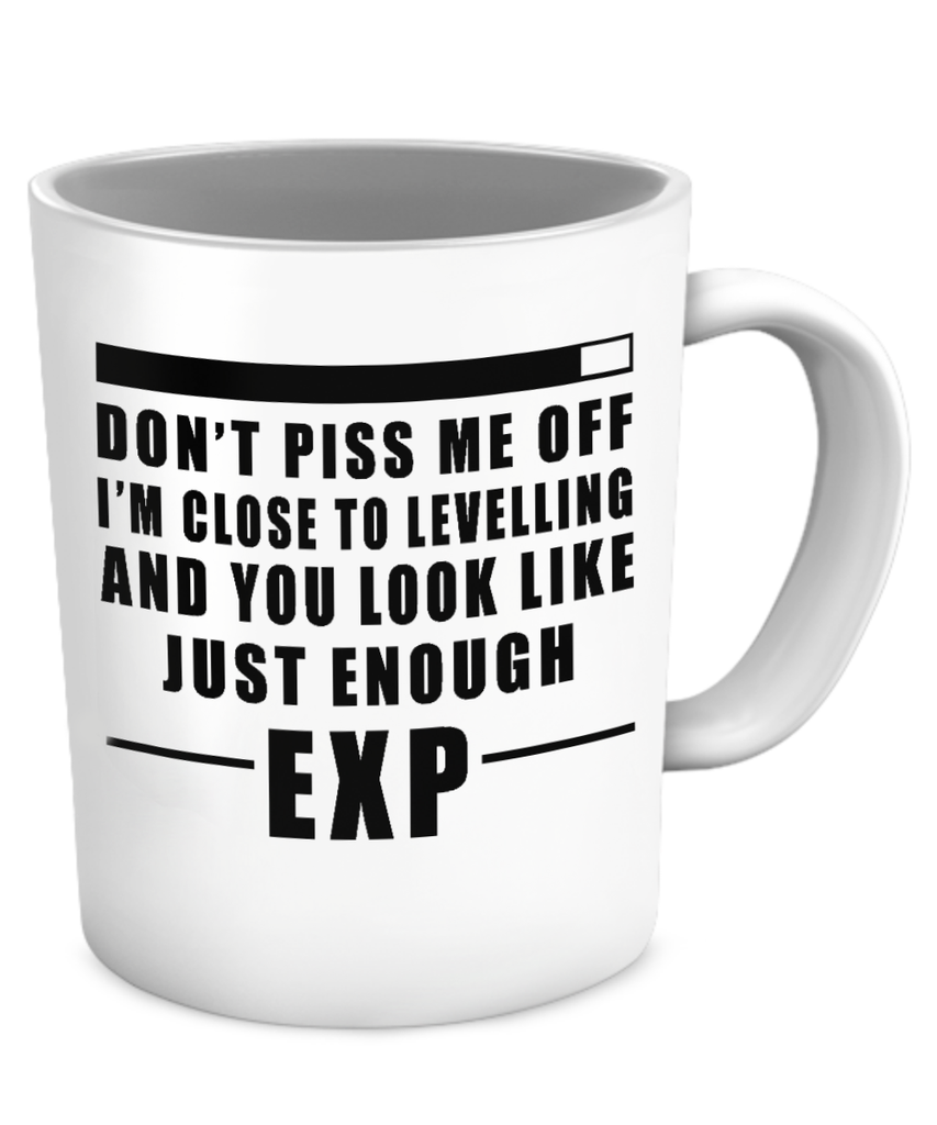 Enough EXP Mug